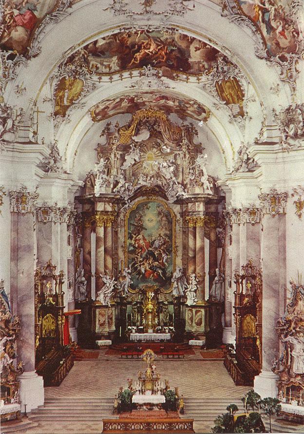 altar ottobeuren