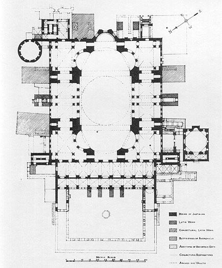 Hagia sophiafloor plan for 1919 sophia floor plan